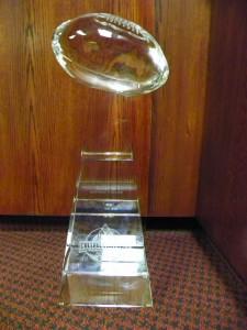Largest Trophy