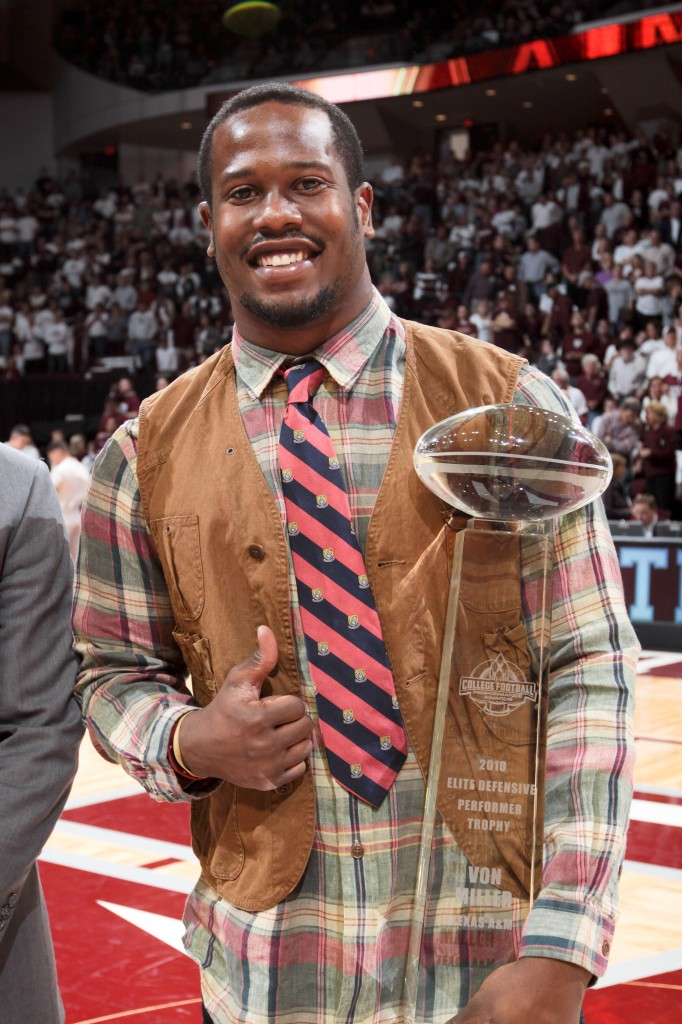 Von Miller Official Texas A&M Full 01
