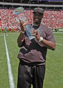 Justin Houston award 75610101