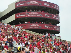 South Carolina Williams B Stadium