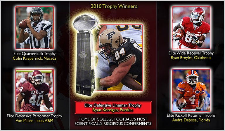 2010 Award Winners - Graphic Slide 10